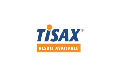 Auszeichnung TISAX 2020