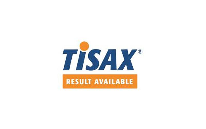 TISAX 2020 award